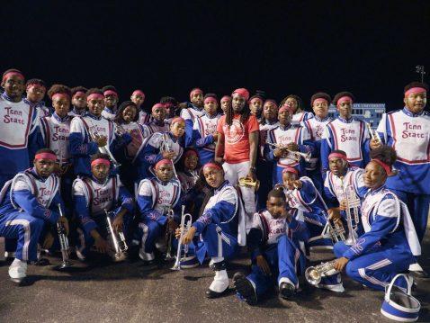 Trumpeter, Shamarr Allen Taps AOB for Bandhead Anthem